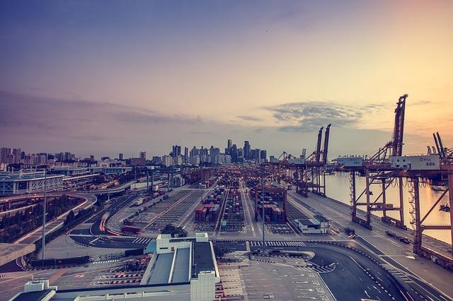 Transporte Intermodal - logística portuaria